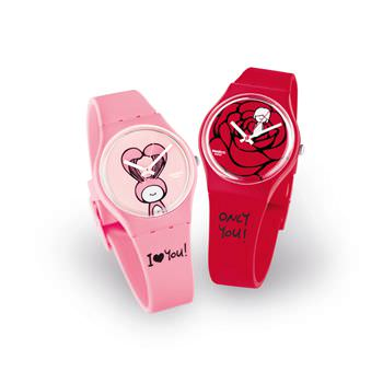 CATCH MY HEART / LOVELY MINE by Swatch