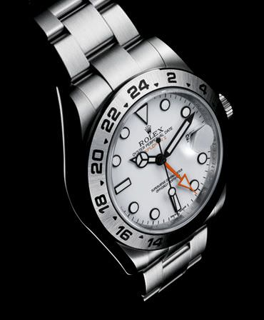 OYSTER PERPETUAL EXPLORER II by Rolex