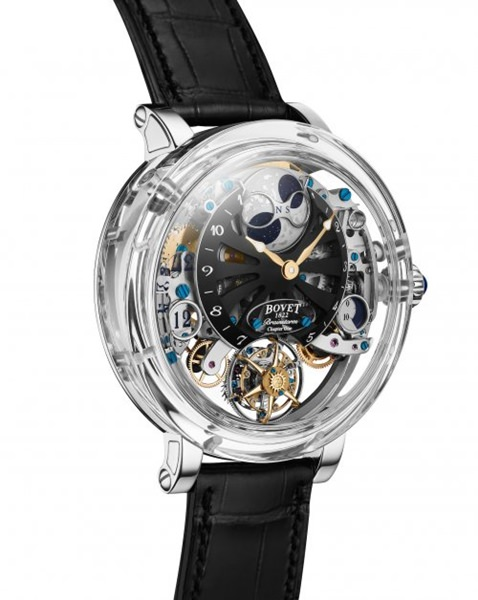 Bovet 播威 Récital 26 Brainstorm® Chapter One 腕表