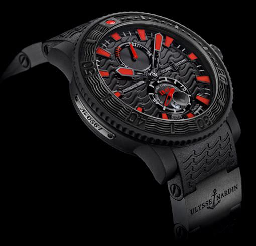 BLACK SEA by Ulysse Nardin