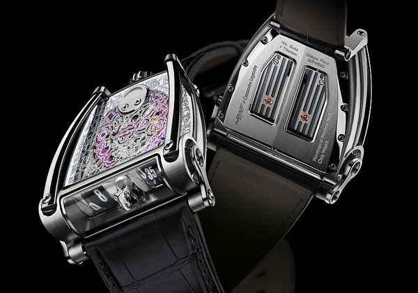 MB&F Horological Machine N°8「Only Watch」