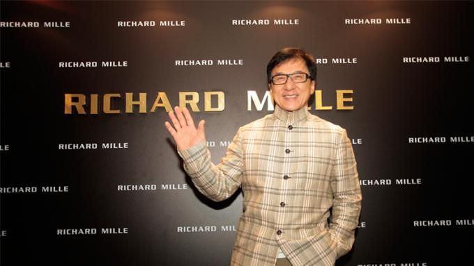 雅克德罗Richard Mille 成龙盘龙陀飞轮腕表技术特性